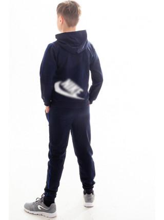 Подростковый спорт.костюм АВЕНИР д/мальч. (т.синий+электрик)