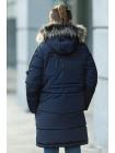 Зимняя куртка ЕМЕЛЬЯН д/мальч. (т.синий)
