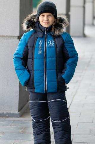 Комплект БОЛДУИН зимний (джинс)