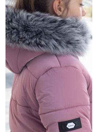 Зимняя куртка ИЗИ д/дев. (розовый)