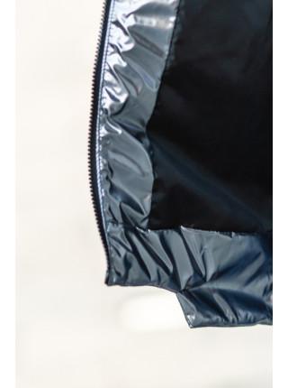 Куртка ГРЕТА демисезонная(серебро)
