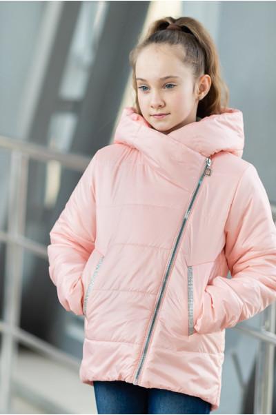 Куртка ЭВА демисезонная (розовый)