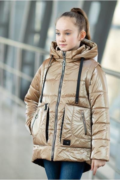 Куртка ВИВИАН демисезонная (бежевый)