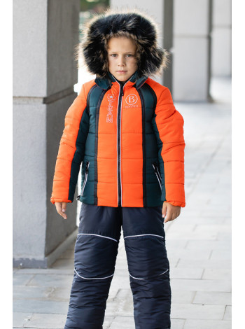 Комплект БОЛДУИН зимний (оранжевом)