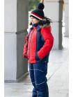 Комплект БОЛДУИН зимний (красный)