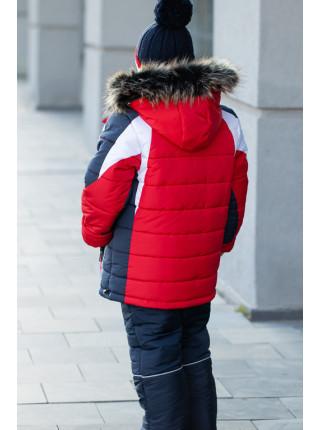Комплект СТИГ зимний (красный)