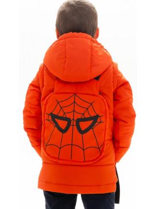 Куртка-жилет Пайпер демисезонная д/мал (оранжевый)