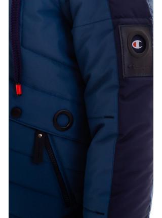 Куртка Саммер демисезонная д/мал (джинс/синий)